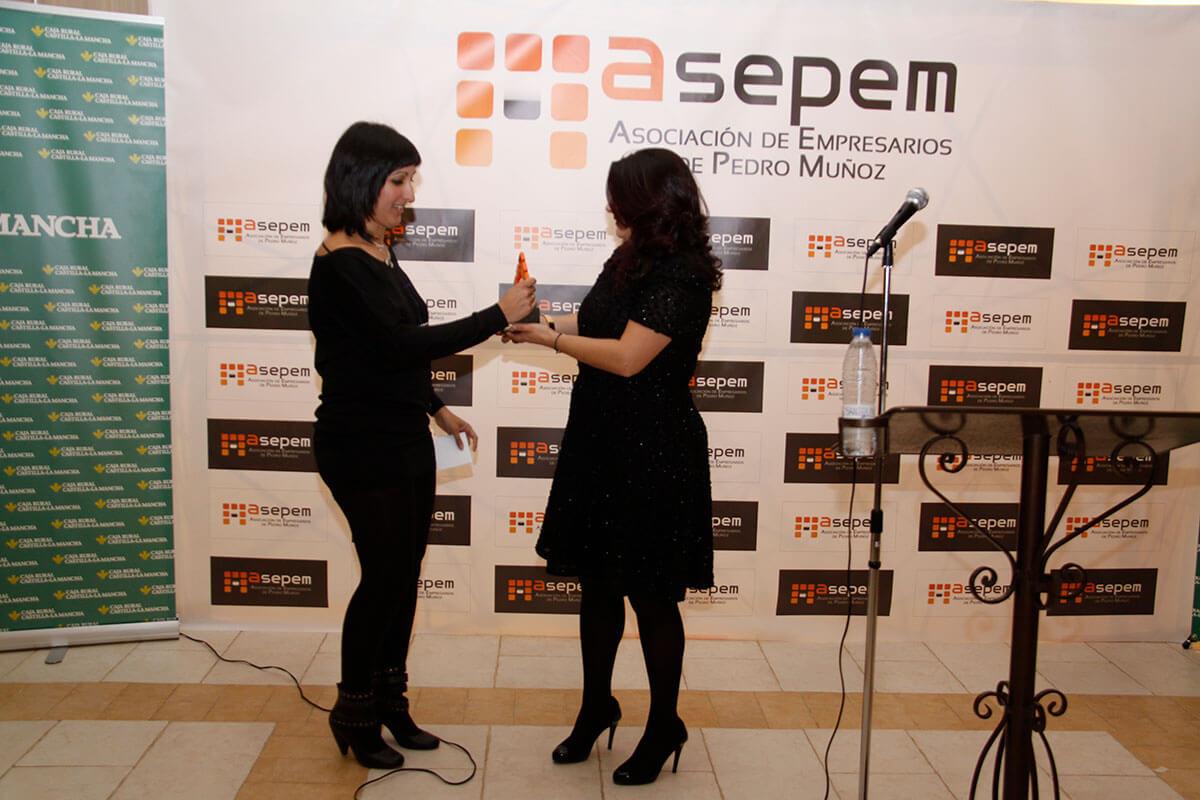 ASEPEM - Asamblea y premios empresariales noviembre 2014
