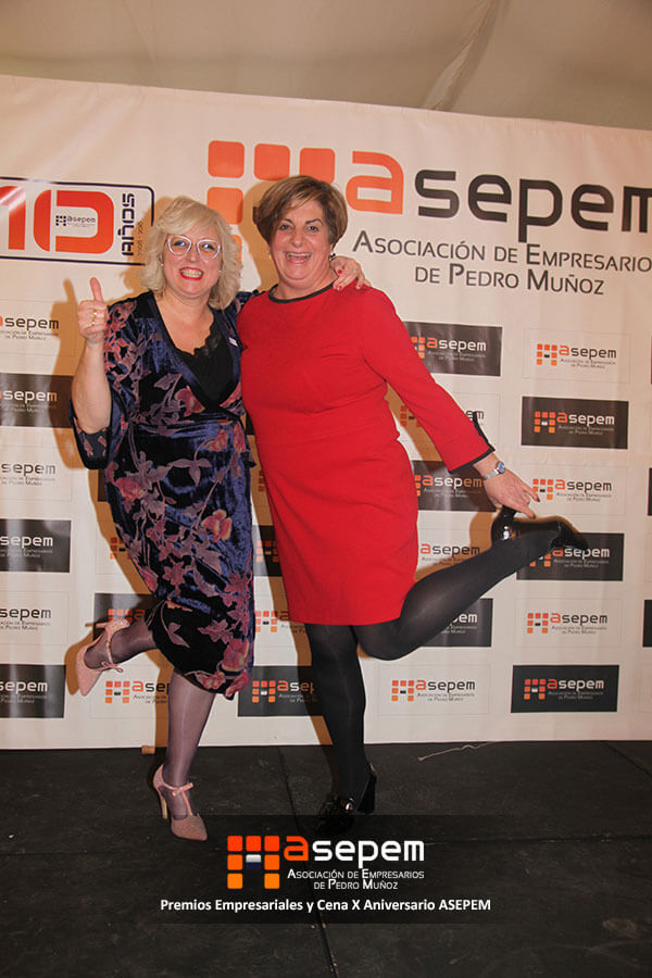ASEPEM - Premios Empresariales y Cena X Aniversario ASEPEM