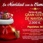«En Navidad con tu Comercio» la nueva campaña navideña de Comercio de Asepem que se realizó la pasada Navidad.