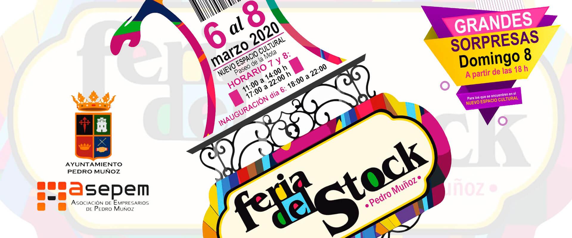 Feria del stock 2020 - Asepem