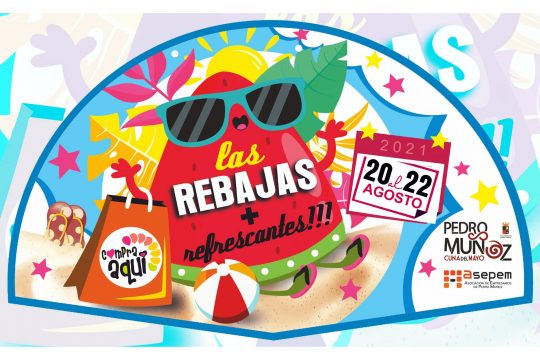 Feria Rebajas agosto